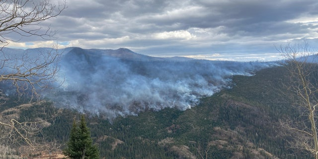 The Middle Fork Fire has burned 20,033 acres and is only 1% contained.