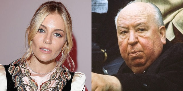 Sienna Miller said that an 'army of women' would come for Alfred Hitchcock today.
