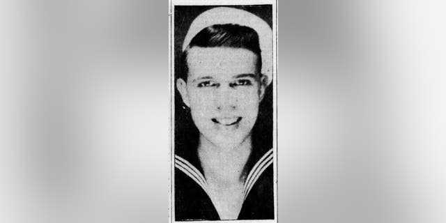 Navy Fireman 2nd Class Martin D. Young, who was killed during the Pearl Harbor attack.