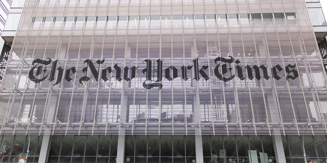 """The New York Times editorial board declared that President Trump's re-election would be """"the greatest threat to American democracy since World War II."""""""