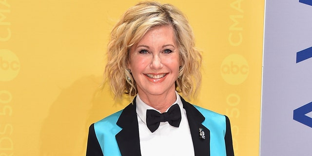 Olivia Newton-John was first diagnosed with breast cancer in 1992. (Photo by Michael Loccisano/Getty Images)