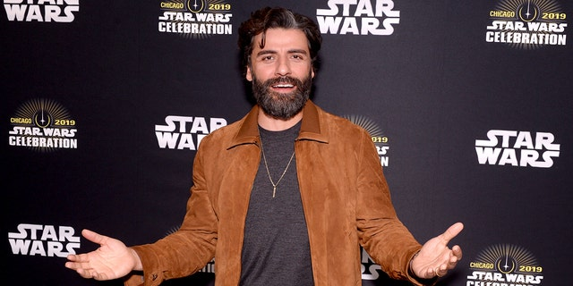 Oscar Isaac is known for his work in the 'Star Wars' franchise, as well as in the miniseries 'Show Me a Hero.' (Photo by Daniel Boczarski/Getty Images for Disney )
