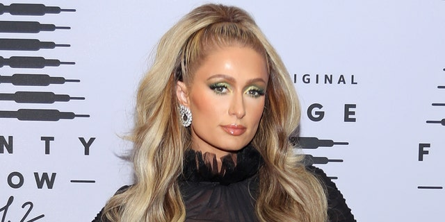 "Paris Hilton discussed her ""strict"" parents. (Jerritt Clark/Getty Images for Savage X Fenty Show Vol. 2 Presented by Amazon Prime Video)"