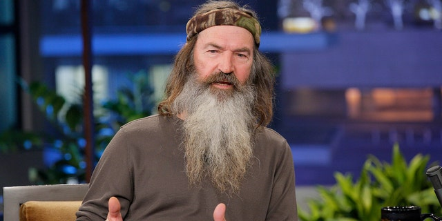 Phil Robertson on Monday railed against the latest coronavirus relief package, which will now head to President Trump's desk for approval.
