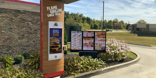 The new menu boards have already been installed at 1,500 Burger King locations in the U.S. (CNW Group/Restaurant Brands International Inc.)