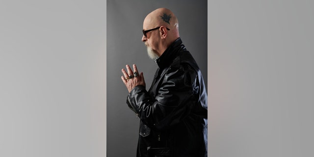 Rob Halford today.