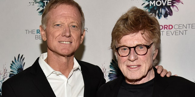 Robert Redford mourns the death of his son James, 58