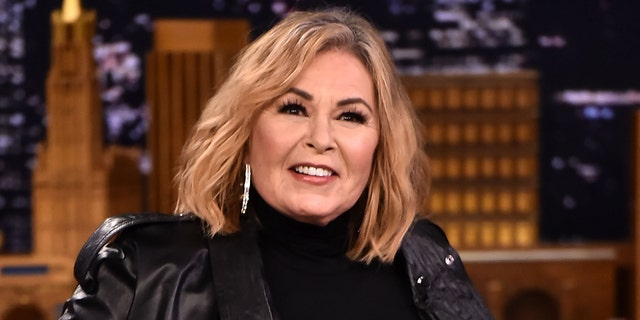 Roseanne Barr has shown support for President Trump on numerous occasions. (Photo by Theo Wargo/Getty Images for NBC)
