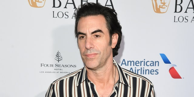 Sacha Baron Cohen previously won a Golden Globe for the first 'Borat' film. (Photo by Daniele Venturelli/Getty Images)
