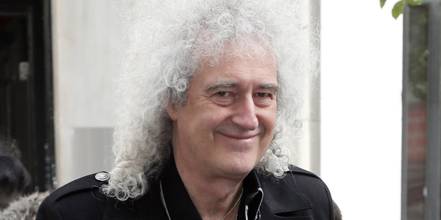 Brian May believes he contracted coronavirus prior to his heart attack earlier this year.