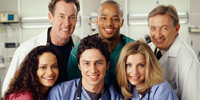 Every season of 'Scrubs' is coming to Amazon Prime Video in November 2020.