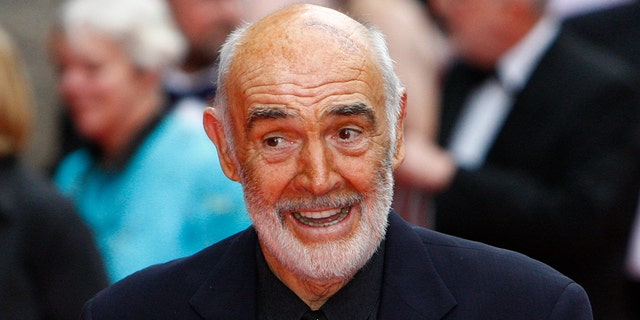 Actor Sean Connery battled with dementia in his final months, his widow said. (Reuters)