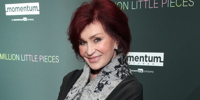 Sharon Osbourne opened up about getting an abortion at age 18 and her mother's reaction. (Photo by Rich Fury/Getty Images)