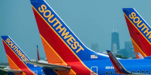"""Southwest has since said that the man was """"repeatedly asked by several Employees, both before and after boarding, to comply with our mandatory face covering policy. When he would not, we returned to the gate and moved him to a later flight, only after receiving his assurances that he would comply with our policy."""""""