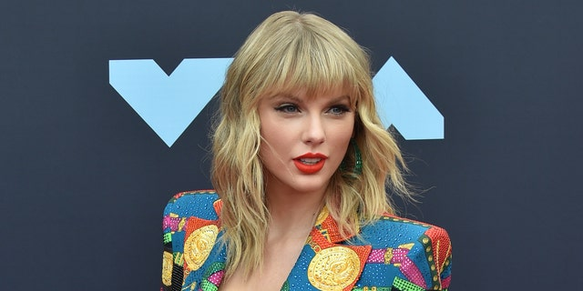 Taylor Swift said that 'Red' is her 'only true breakup album.' (Photo by Aaron J. Thornton/Getty Images)