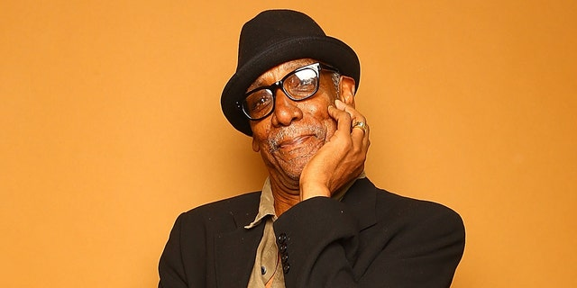 Actor Thomas Jefferson Byrd poses for a portrait at the 2014 American Black Film Festival at the Metropolitan Pavillion on June 21, 2014 in New York City. He died at the age of 70 in Atlanta, Ga.