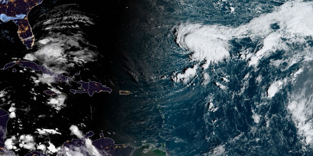 An area of disturbed weather is located about 700 miles southeast of Bermuda, and getting better organized, according to forecasters.