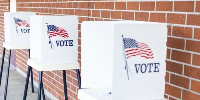 Voting booths (iStock)