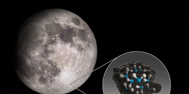 NASA Scientists Discover Water in Sunlit Areas of Moon