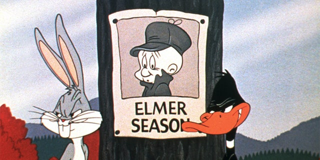 In addition to Bugs Bunny, Eric Bauza can also do the voice of Daffy Duck.