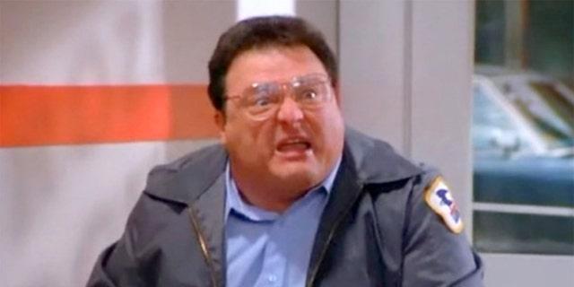 Wayne Knight as Newman in 'Seinfeld.'