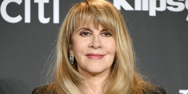 Stevie Nicks feels that 'time is being stolen from' artists as they wait for the coronavirus pandemic to end. (Photo by Dia Dipasupil/FilmMagic)