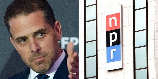 NPR has ignored the scandal surrounding a laptop purportedly belonging to Hunter Biden which contained emails revealing his foreign business dealings.
