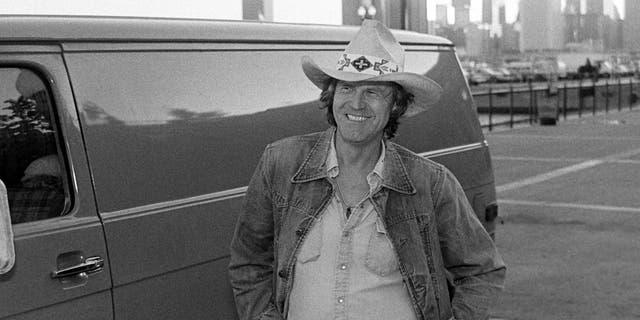 Billy Joe Shaver in 1980.