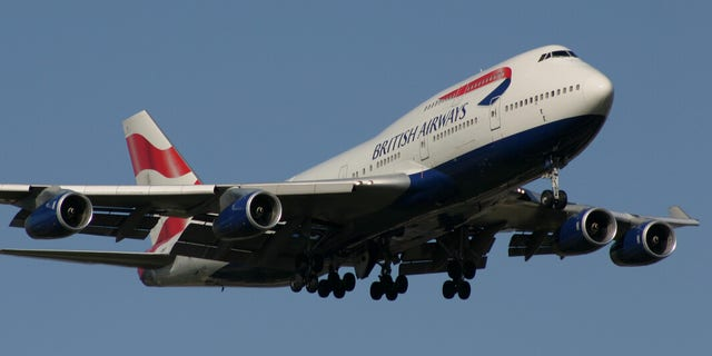 One of British Airways' 747 aircraft will be transformed into a film set and training facility, the airline announced this week. (British Airways)