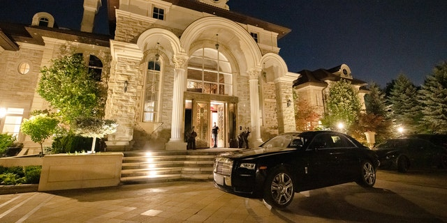 A mansion in Markham, Ont. was the location of a large underground gambling operation that was revealed during a raid on July 23, 2020, according to police.