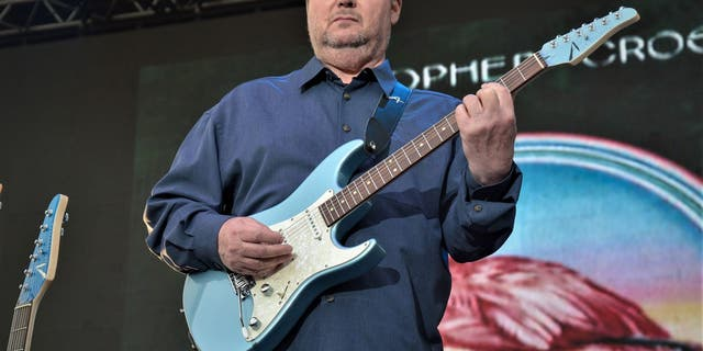 Christopher Cross performs during Remind GNP at Parque Bicentenario on March 7 in Mexico City, Mexico.