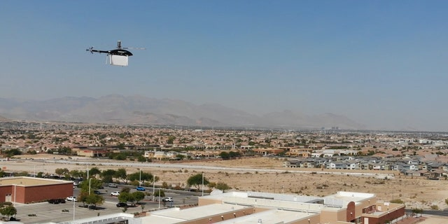 Nevada Donor Network partnered with MissionGo to test drones to deliver vital organs.