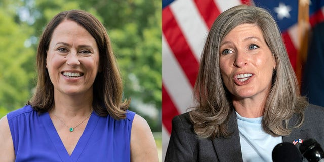 Democrat Theresa Greenfield is ahead of Republican Sen. Joni Ernst 50-45 in the newQuinnipiac poll out this week.