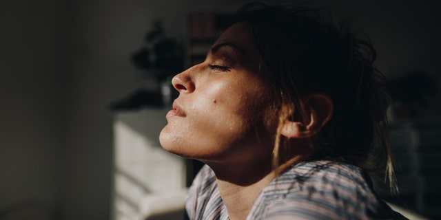 Experts advise focusing on the present, and what you can control to ease stress and anxiety (iStock)