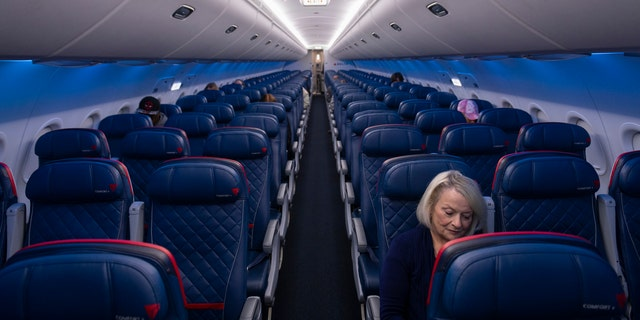 Delta is so far the only U.S. airline to commit to blocking middle seats through the end of March. (iStock)
