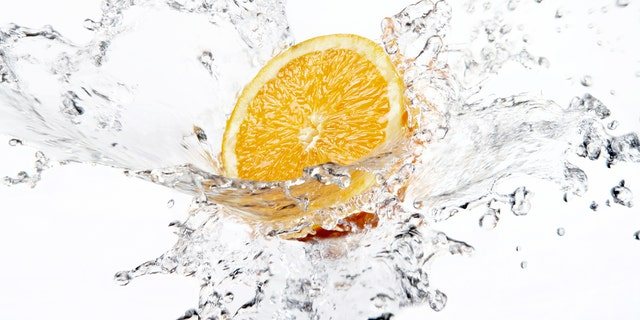 Patton advised fruit-infused water as a healthy alternative. (iStock)