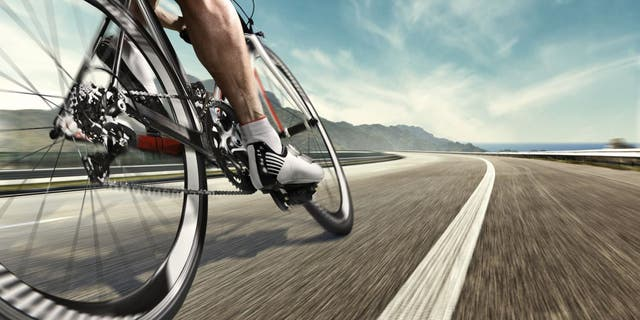Aaron N. Chamberlain (not pictured) rode his bike around the perimeter of Texas in 58 days. (iStock)