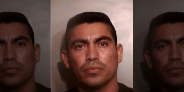 Suspect Elmer Rolando Manzano-Martinez, 51, is an illegal immigrant from El Salvador, authorities say. (Texas Department of Public Safety)
