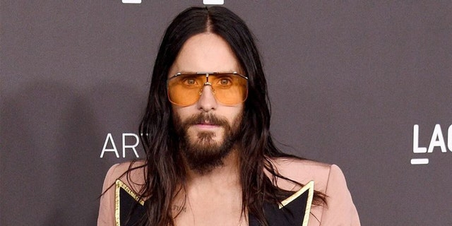 Jared Leto follows in the foosteps of a number of stars who have encouraged his fans to vote.