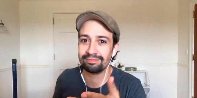 Lin-Manuel Miranda and the original 'Hamilton' cast teamed up for a virtual fundraiser.