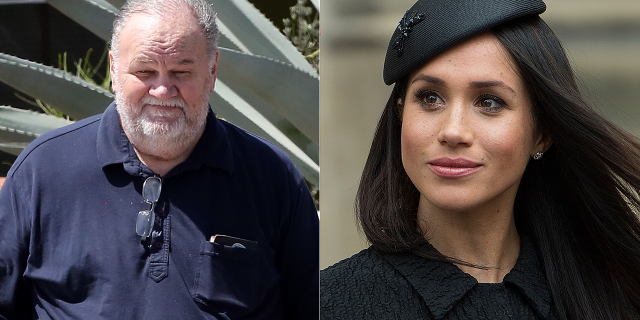 Meghan Markle has been estranged from her father, Thomas Markle, for years.