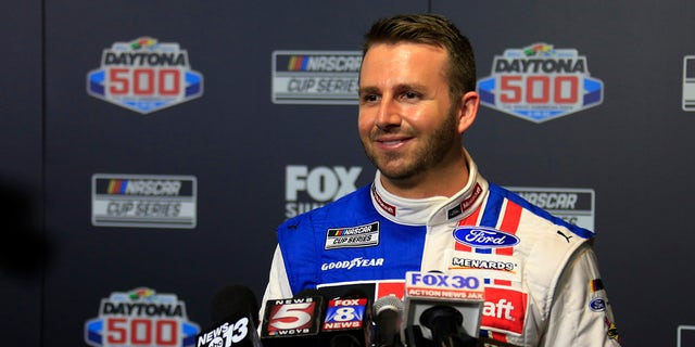 NASCAR's Matt DiBenedetto returning to Wood Brothers Racing for 2021