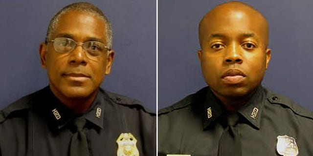 Preston, left, was shot multiple times and killed. Waller was shot in an arm and is expected to recover.