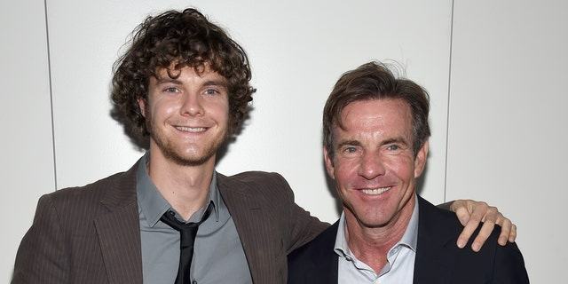 Dennis Quaid revealed that his son Jack Quaid told him he didn't want his dad to influence him getting an agent or being cast in roles.