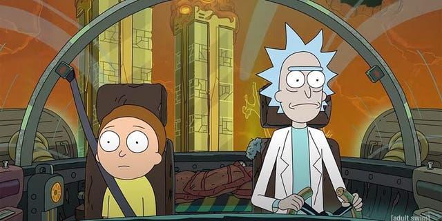 'Rick and Morty' Season 4 is coming to Hulu in Season 4.