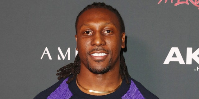 ATLANTA, GEORGIA - FEBRUARY 02: Roddy White attends The Maxim Big Game Experience at The Fairmont on February 02, 2019 in Atlanta, Georgia. (Photo by Joe Scarnici/Getty Images for Maxim)