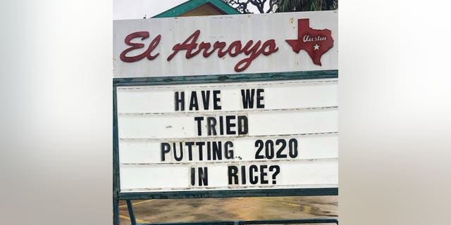 """""""Have we tried putting 2020 in rice?"""" a note wondered, hopeful for a fresh start."""