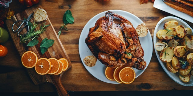 53% of Americans surveyed said Thanksgiving dinner prep feels more stressful this year.