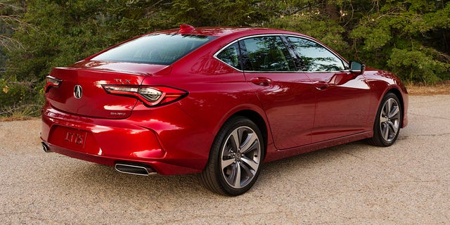 Test drive: The 2021 Acura TLX is a blast from the brand's past