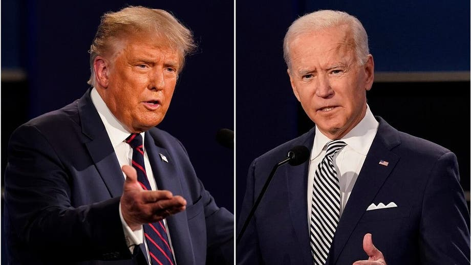 Biden and Trump to tangle in Tampa on Thursday